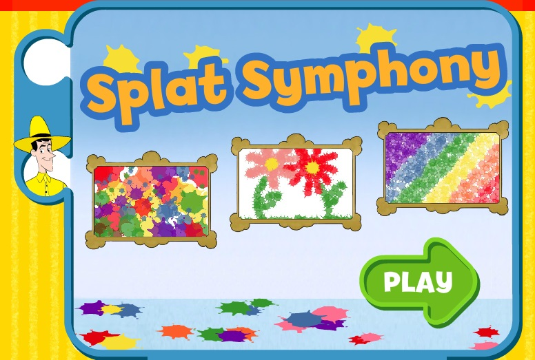 A Splat Symphony