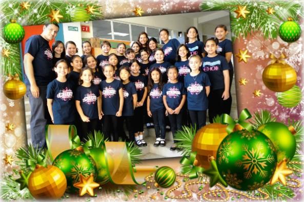 UP Choir 2014-2015